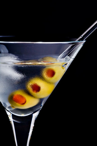 Poetry in a Glass: The Classic Martini | The City Cook, Inc.