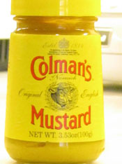Hot English Prepared Mustard