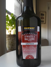 Fairway White Balsamic Vinegar