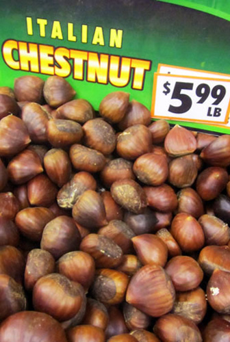 Chestnuts 101