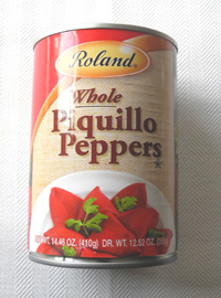 What's Fabulous:  Piquillo Peppers