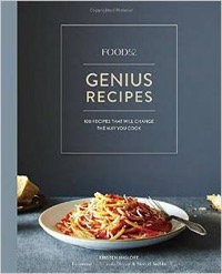 New Spring 2015 Cookbooks