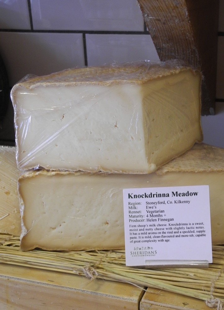 Irish Farmhouse Cheese