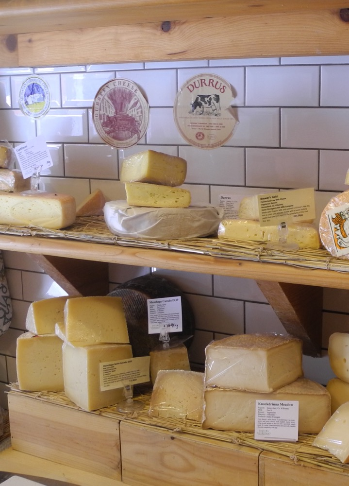 Sheridans Cheese Shop in Dublin