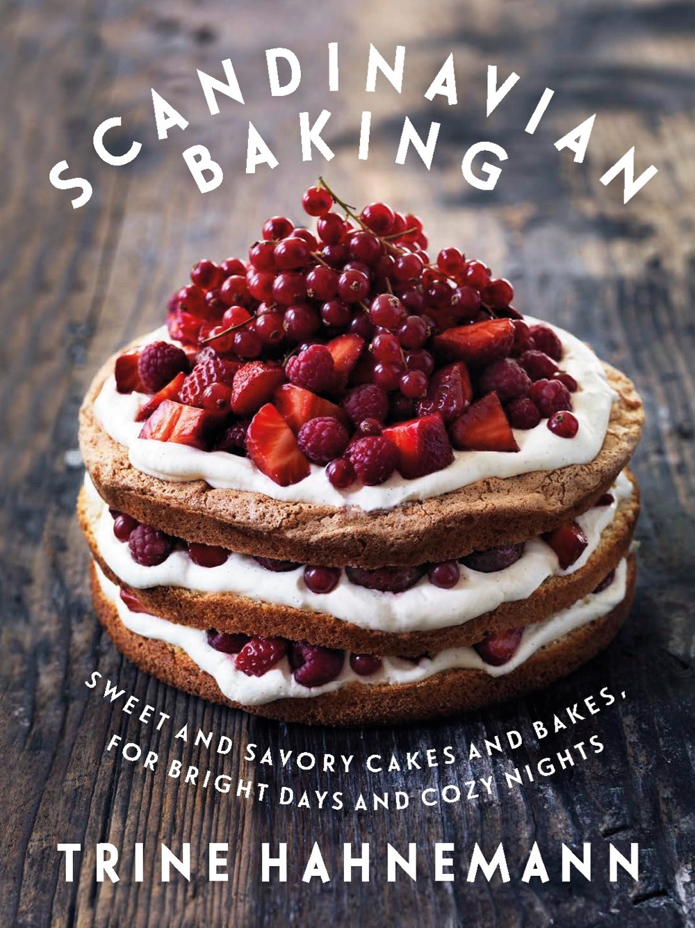 Scandinavian Baking by Trine Hahnemann