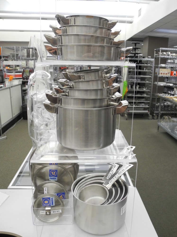 Cookware at JB Prince
