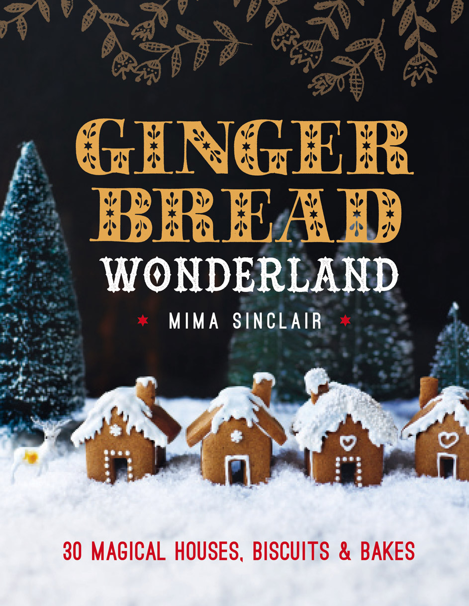 It's a Gingerbread Wonderland