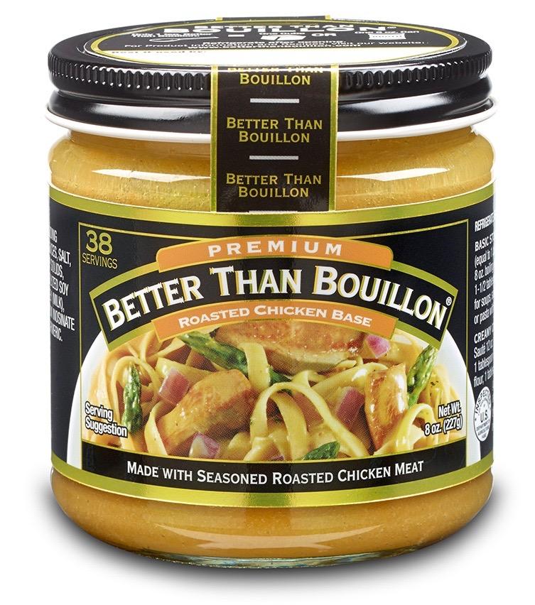 What's Fabulous: Better Than Bouillon