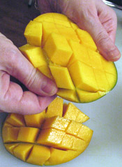 Dicing the Mango