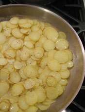 Cooked Potato Coins