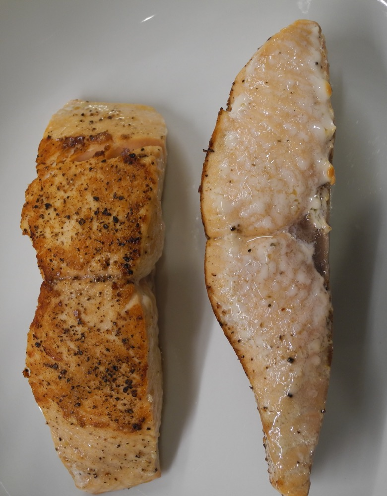 Cooked Tuna Fillets